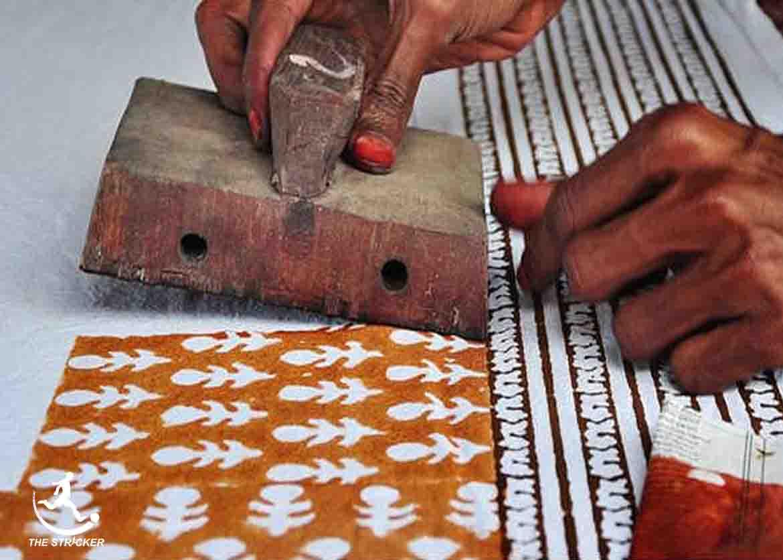 Hand Block Printing | Process behind Block Printing|