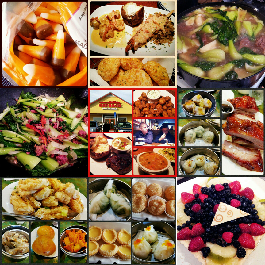 ~ Instagram August – December 2012 – Part 2 (Food & Drink) (1/5)