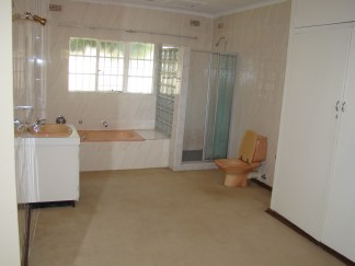 Main bathroom, before