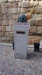 Kopf des Satans in Salamanca