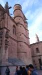 Turm der neuen Kathedrale Salamanca