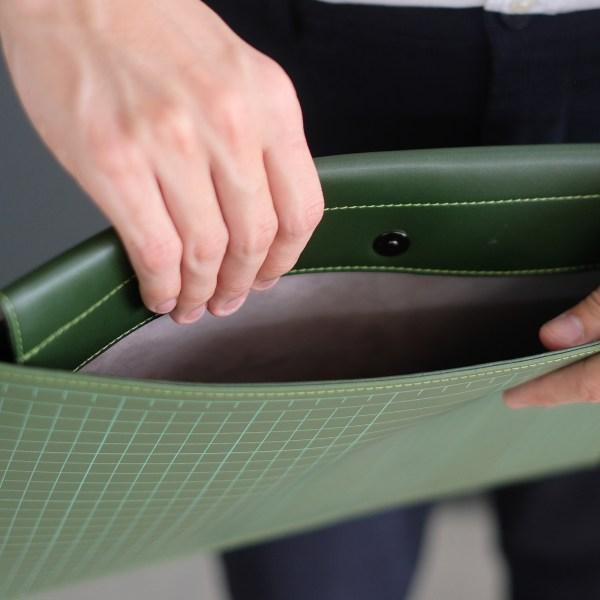 HARDEN Sleeve Case13-Forest green green (7)