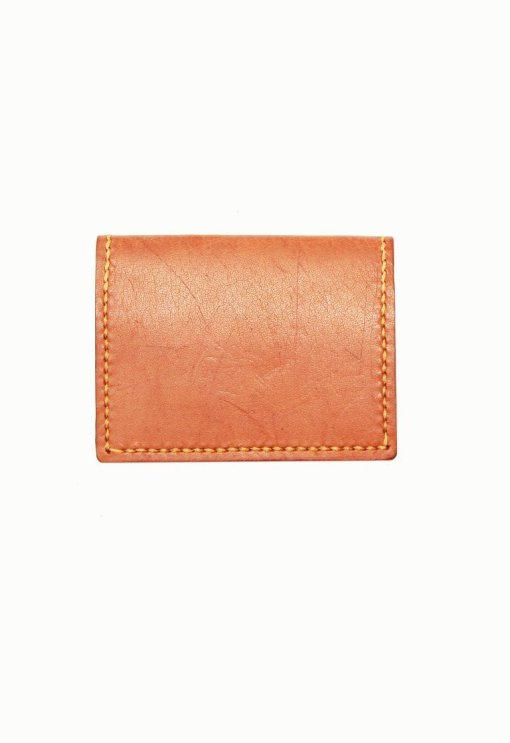 Leather.PH Travel Cardholder - Tan