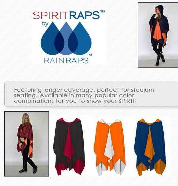 spirit wraps
