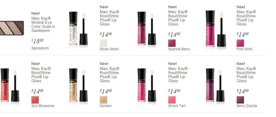 more mary kay holiday products