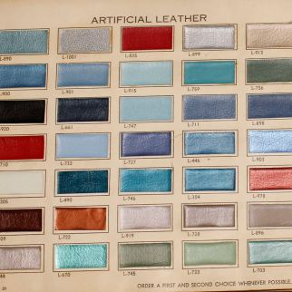 1960 OAIT Pg 20 Artificial Leather