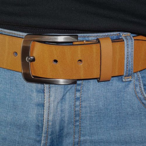novapull leather belt
