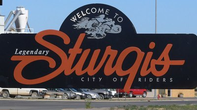 Sturgis Sign