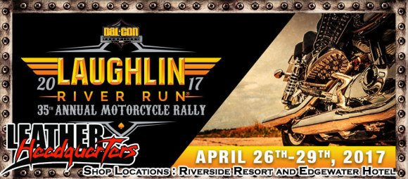 Laughlin River Run, April 26th-29th, 2017