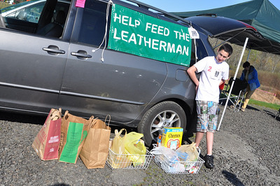 Help Feed The Leatherman