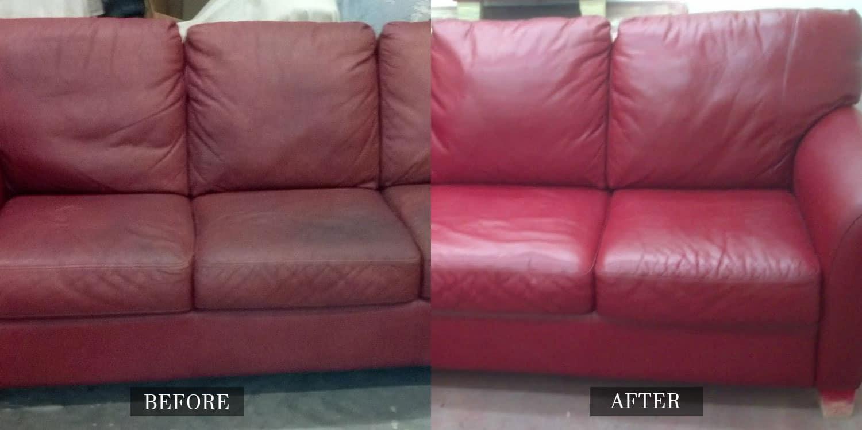 Repair Ed Leather Sofa Radkahair Org Home Design Ideas