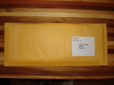 Typical Customer Shipping Envelope