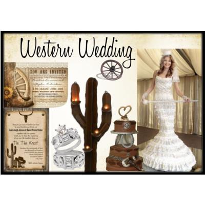 Western Theme Wedding Supplies Decorating Ideas