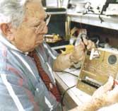 Jose Silva still working on electronics