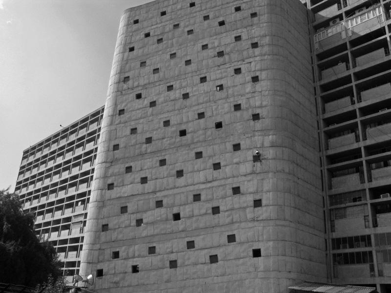 Chandigarh, India - Capitol Complex, Secretariat