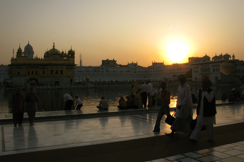 Inida - Amritsar, Golden Temple