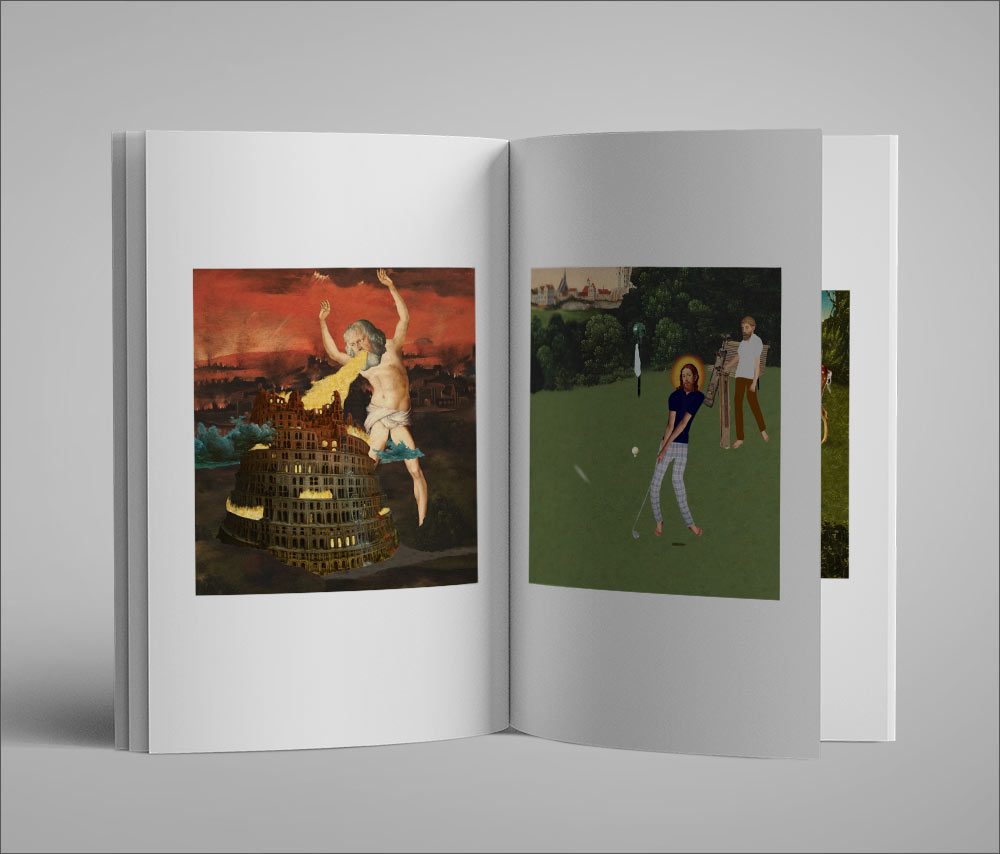 Scorpion Dagger Augmented Reality Art Book