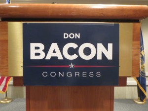 Bacon for Congress logo 01