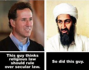 Santorum-bin Laden 01