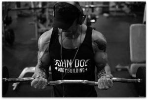 John Doe Bodybuilding