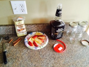 Bourbon Infusions