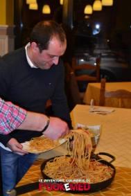 puok e med tommaso esposito a pizza elite pasqualino rossi callegari 84