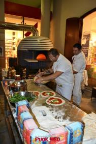 puok e med tommaso esposito presentazione a pizza 28