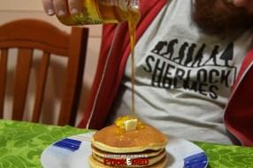 puok e med pancakes ricetta 45 miele burro egidio cerrone