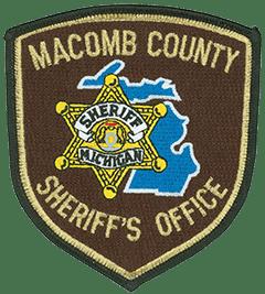 Macomb County Michigan Sheriff S Office Leb
