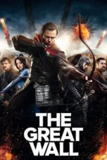 Nonton Movie The Great Wall Sub Indo