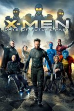 Nonton Movie X-Men: Days of Future Past Sub Indo