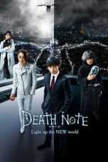 Nonton Movie Death Note: Light Up the New World (2016) Sub Indo