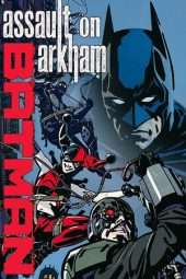 Nonton Online Batman: Assault on Arkham (2014) Sub Indo