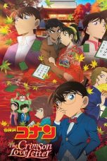 Nonton Movie Detective Conan The Crimson Love Letter (2017) Sub Indo