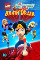 Nonton Online Lego DC Super Hero Girls: Brain Drain (2017) Sub Indo