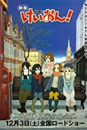 Nonton Online K-On! The Movie (2011) Sub Indo