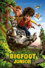 Nonton Movie The Son of Bigfoot (2017) Sub Indo