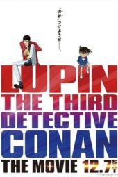 Nonton Online Lupin the Third vs. Detective Conan: The Movie (2013) Sub Indo