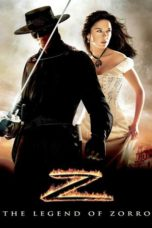 Nonton Movie The Legend of Zorro (2005) Sub Indo