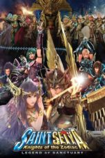 Nonton Movie Saint Seiya: Legend of Sanctuary (2014) Sub Indo