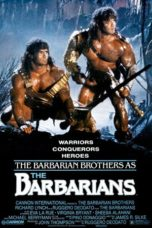 Nonton Movie The Barbarians (1987) Sub Indo