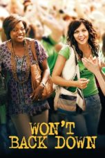 Nonton Movie Won't Back Down (2012) Sub Indo