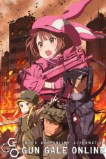 Nonton Movie Sword Art Online Alternative: Gun Gale Online (2018) Sub Indo