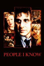 Nonton Movie People I Know (2002) Sub Indo