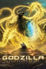 Nonton Movie Godzilla: The Planet Eater (2018) Sub Indo
