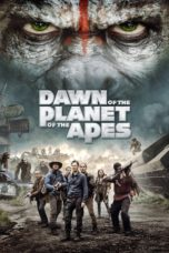 Nonton Movie Dawn of the Planet of the Apes (2014) Sub Indo