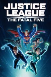 Nonton Online Justice League vs. the Fatal Five (2019) Sub Indo