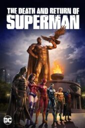 Nonton Online The Death and Return of Superman (2019) Sub Indo