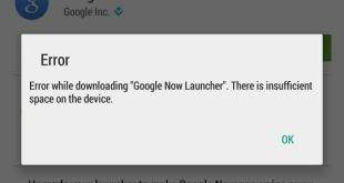 Cara mengatasi Tidak Bisa Download Di Google Play Store