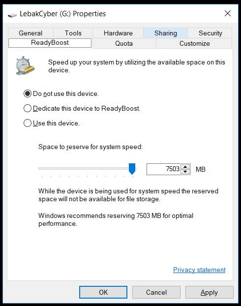 Cara Mempercepat Komputer Dengan Flashdisk
